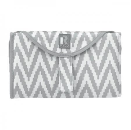 Chevron-Deluxe-Change-Mat-with-pockets