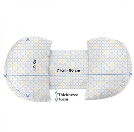 Adjustable-Pregnancy-Pillow-–-Small